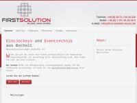 First Solution Kortenhorn GbR