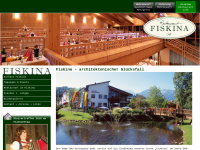 Fiskina-Gastronomie