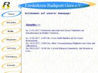 Förderkreis Radsport Gera e.V.