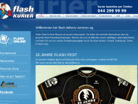 Flash Delivery Services AG
