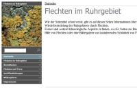 Flechten im Ruhrgebiet