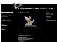 Arbeitsgemeinschaft für Fledermausschutz Fulda