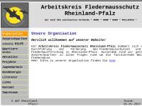 Arbeitskreis Fledermausschutz Rheinland-Pfalz