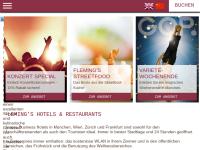 Fleming's Hotels und Restaurants