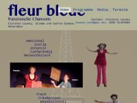 Fleur Bleue Chansons
