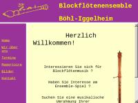 Blockflötenensemble Böhl-Iggelheim