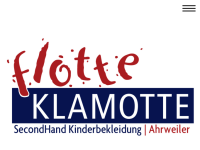 Flotte Klamotte - Secondhand und Kinderbekleidung