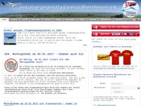 Initiative gegen Fluglärm in Rheinhessen e.V.