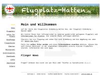 EDWH Flugplatz und Flugschule Oldenburg Hatten