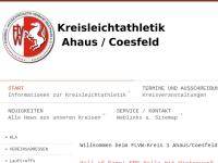 Kreis-Leichtathletik-Ausschuss Ahaus/Coesfeld und Lüdinghausen
