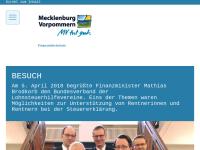 Finanzministerium Mecklenburg-Vorpommern