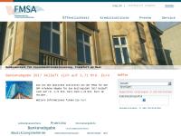 Bundesanstalt für Finanzmarktstabilisierung (FMSA)