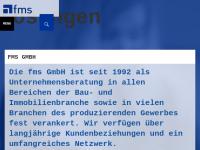 FMS Gesellschaft für Unternehmensberatung mbH
