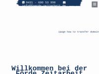 Förde Zeitarbeit Kiel GmbH