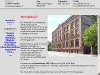 Förderkreis der Schriftsteller in Sachsen-Anhalt e.V.