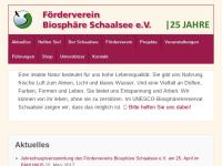 Förderverein Biosphäre Schaalsee e.V.