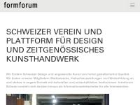 Form Forum Schweiz