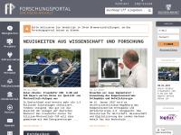 Forschungsdatenbank Sachsen-Anhalt