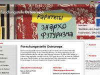 Universität Bremen - Forschungsstelle Osteuropa