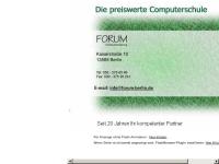 Forum Computerschulung