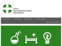 II. Forum Gesundheitswirtschaft Münsterland