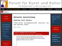Forum für Kunst und Kultur Herzogenrath in der Euregio e.V.