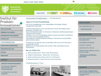 Forum Produktdesign Solingen