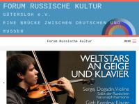 Forum Russische Kultur Gütersloh e. V.