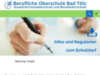 Staatliche Fachoberschule und Berufsoberschule Bad Tölz