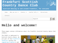 Frankfurt Scottish Country Dance Club