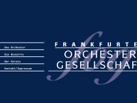 Frankfurter Orchester Gesellschaft e.V.