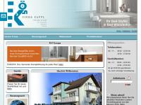 Sanitäre Installationen und Bausprenglerei Franz Köpps GmbH & Co.KG