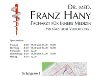Facharzt für Innere Medizin Dr. Hany