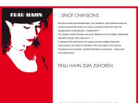 Frau Hahn