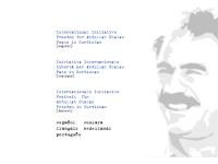 Internationale Initiative Freiheit für Abdullah Öcalan - Frieden in Kurdistan