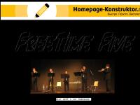 Freetime Five Quintett