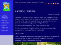 Hirzberg Camping
