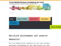Freie Waldorfschule Landsberg