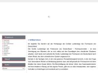 Große Landesloge der Freimaurer von Deutschland - Freimaurerorden (FO)