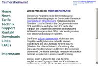 freimersheim.net