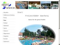 Freizeitbäder Saarburg