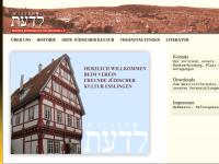 Freunde Jüdischer Kultur Esslingen e.V.