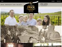 Weinhandel und Weinversand Frick