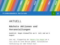 Friedensbündnis Karlsruhe