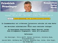 Neuninger, Friedrich