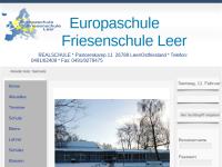 Europaschule Friesenschule Leer