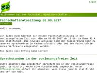 Fachschaft Biologie an der RWTH Aachen