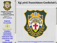 Königlich privilegierte Feuerschützen-Gesellschaft Landsberg