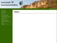 FSR-Institut für Geowissenschaften Friedrich-Schiller Universität Jena