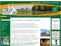 Fürstenwalde - Domstadt an der Spree